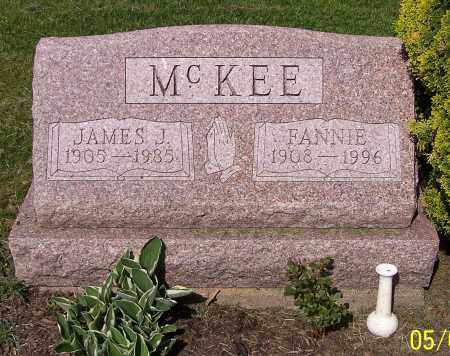 MCKEE, JAMES J. - Stark County, Ohio | JAMES J. MCKEE - Ohio Gravestone Photos