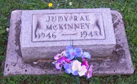 MCKINNEY, JUDY RAE - Stark County, Ohio   JUDY RAE MCKINNEY - Ohio Gravestone Photos