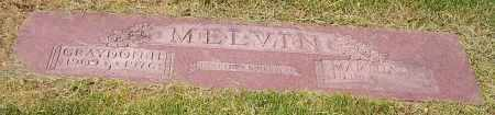 MELVIN, GRAYDON H. - Stark County, Ohio | GRAYDON H. MELVIN - Ohio Gravestone Photos