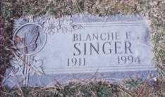 MERRYMAN, BLANCHE E. - Stark County, Ohio | BLANCHE E. MERRYMAN - Ohio Gravestone Photos
