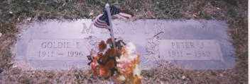 MERVIN, GOLDIE E. - Stark County, Ohio | GOLDIE E. MERVIN - Ohio Gravestone Photos