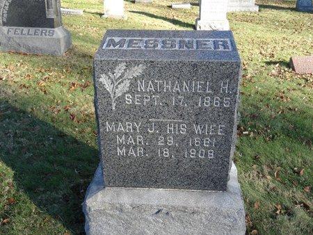 MESSNER, MARY J. - Stark County, Ohio   MARY J. MESSNER - Ohio Gravestone Photos