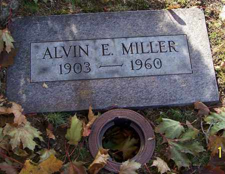 MILLER, ALVIN E. - Stark County, Ohio | ALVIN E. MILLER - Ohio Gravestone Photos