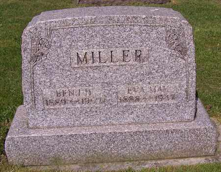 SMITH MILLER, EVA MAY - Stark County, Ohio | EVA MAY SMITH MILLER - Ohio Gravestone Photos