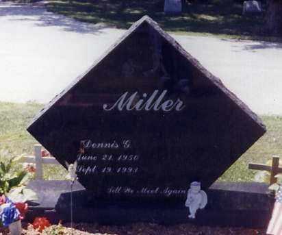 MILLER, DENNIS G. - Stark County, Ohio | DENNIS G. MILLER - Ohio Gravestone Photos