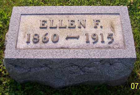 MILLER, ELLEN F. - Stark County, Ohio | ELLEN F. MILLER - Ohio Gravestone Photos