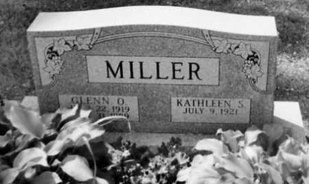 MILLER, GLENN O. - Stark County, Ohio | GLENN O. MILLER - Ohio Gravestone Photos