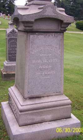 MILLER, JOHN - Stark County, Ohio   JOHN MILLER - Ohio Gravestone Photos