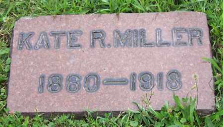 MILLER, KATE R. - Stark County, Ohio   KATE R. MILLER - Ohio Gravestone Photos