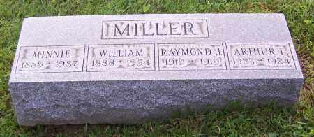 MILLER, MINNIE - Stark County, Ohio | MINNIE MILLER - Ohio Gravestone Photos