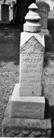 MILLER, NANCY - Stark County, Ohio | NANCY MILLER - Ohio Gravestone Photos