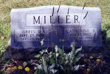 MILLER, ORRIN D. - Stark County, Ohio   ORRIN D. MILLER - Ohio Gravestone Photos