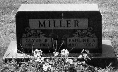 MILLER, PAULINE A. - Stark County, Ohio | PAULINE A. MILLER - Ohio Gravestone Photos