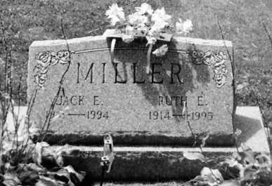 MILLER, RUTH E. - Stark County, Ohio | RUTH E. MILLER - Ohio Gravestone Photos