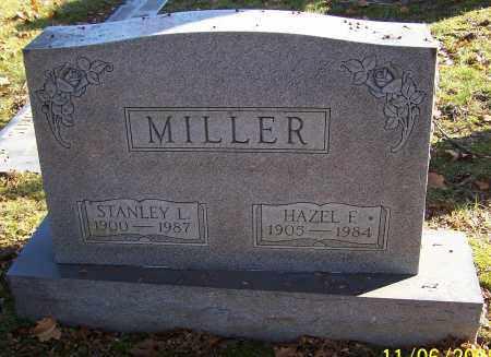 MILLER, HAZEL F. - Stark County, Ohio | HAZEL F. MILLER - Ohio Gravestone Photos