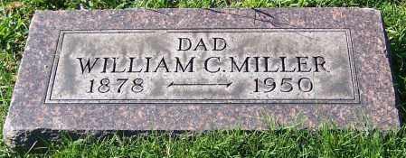 MILLER, WILLIAM C. - Stark County, Ohio | WILLIAM C. MILLER - Ohio Gravestone Photos