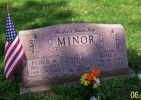 MINOR, SUSIE C. - Stark County, Ohio | SUSIE C. MINOR - Ohio Gravestone Photos