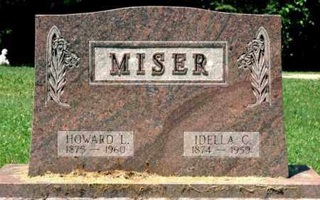 MISER, HOWARD L. - Stark County, Ohio | HOWARD L. MISER - Ohio Gravestone Photos