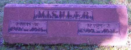 MISHLER, LOUIS W. - Stark County, Ohio | LOUIS W. MISHLER - Ohio Gravestone Photos