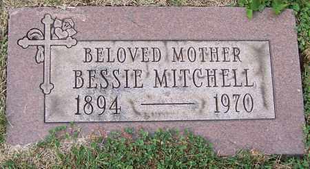 MITCHELL, BESSIE - Stark County, Ohio   BESSIE MITCHELL - Ohio Gravestone Photos