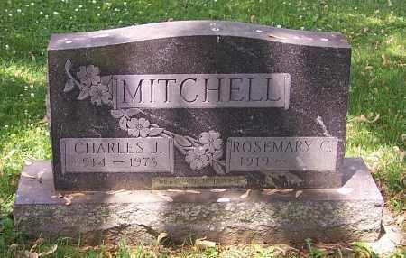 MITCHELL, ROSEMARY G. - Stark County, Ohio | ROSEMARY G. MITCHELL - Ohio Gravestone Photos