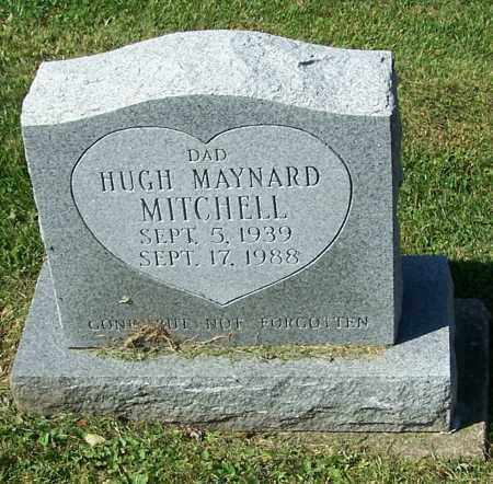 MITCHELL, HUGH MAYNARD - Stark County, Ohio | HUGH MAYNARD MITCHELL - Ohio Gravestone Photos