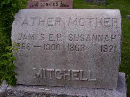 MITCHELL, SUSANNAH - Stark County, Ohio | SUSANNAH MITCHELL - Ohio Gravestone Photos
