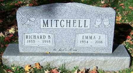MITCHELL, RICHARD B. - Stark County, Ohio | RICHARD B. MITCHELL - Ohio Gravestone Photos