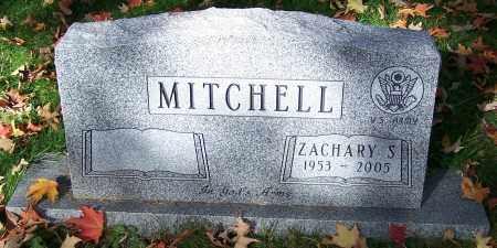 MITCHELL, ZACHARY S. - Stark County, Ohio | ZACHARY S. MITCHELL - Ohio Gravestone Photos
