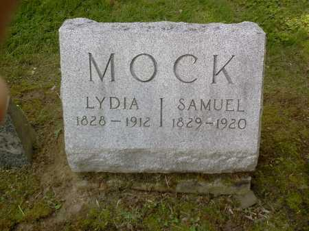 MOCK, LYDIA - Stark County, Ohio | LYDIA MOCK - Ohio Gravestone Photos