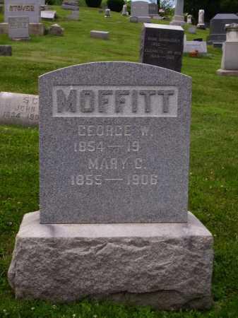 SCHMAER MOFFITT, MARY C. - Stark County, Ohio | MARY C. SCHMAER MOFFITT - Ohio Gravestone Photos