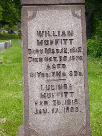 MOFFITT, WILLIAM - CLOSEVIEW - Stark County, Ohio | WILLIAM - CLOSEVIEW MOFFITT - Ohio Gravestone Photos