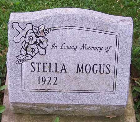 MOGUS, STELLA - Stark County, Ohio   STELLA MOGUS - Ohio Gravestone Photos
