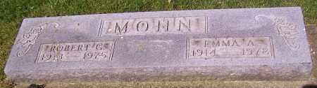 MOHN, EMMA A. - Stark County, Ohio | EMMA A. MOHN - Ohio Gravestone Photos