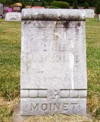 MOINET, CELESTINE - Stark County, Ohio | CELESTINE MOINET - Ohio Gravestone Photos