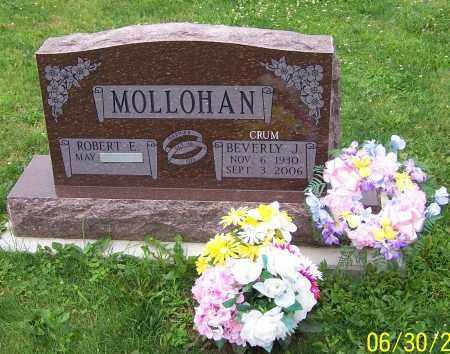 MOLLOHAN, ROBERT E. - Stark County, Ohio   ROBERT E. MOLLOHAN - Ohio Gravestone Photos