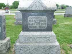 MONTER, MARY - Stark County, Ohio | MARY MONTER - Ohio Gravestone Photos