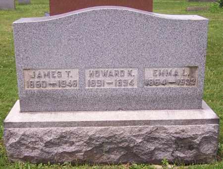 MOORE, JAMES T. - Stark County, Ohio | JAMES T. MOORE - Ohio Gravestone Photos