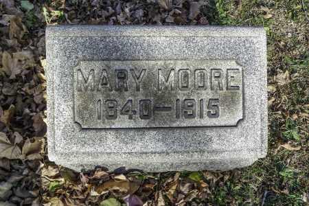MOORE, MARY - Stark County, Ohio   MARY MOORE - Ohio Gravestone Photos