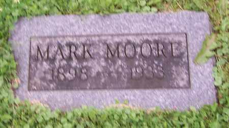 MOORE, MARK - Stark County, Ohio | MARK MOORE - Ohio Gravestone Photos