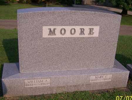MOORE, HARRY T. - Stark County, Ohio | HARRY T. MOORE - Ohio Gravestone Photos