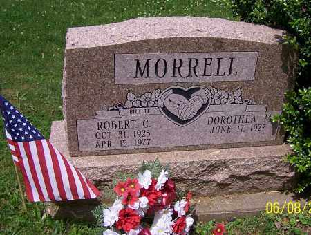 MORRELL, DOROTHEA M. - Stark County, Ohio | DOROTHEA M. MORRELL - Ohio Gravestone Photos