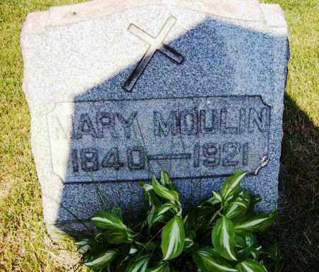 MOULIN, MARY - Stark County, Ohio   MARY MOULIN - Ohio Gravestone Photos