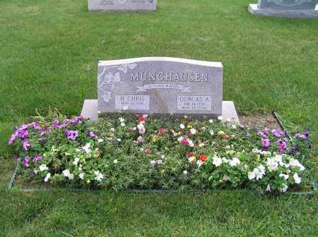 MUNCHAUSEN, H CHRIS - Stark County, Ohio | H CHRIS MUNCHAUSEN - Ohio Gravestone Photos