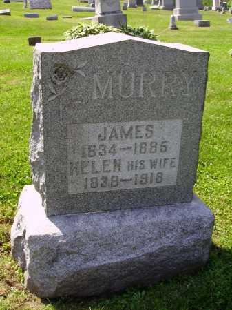 MURRY, JAMES - Stark County, Ohio | JAMES MURRY - Ohio Gravestone Photos