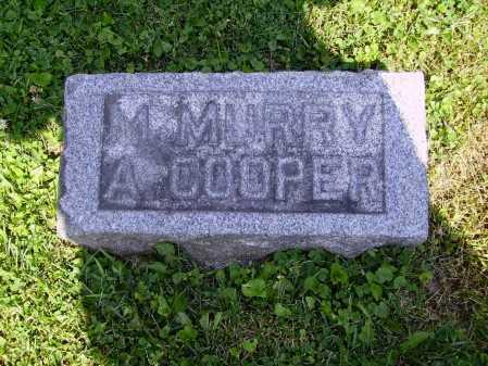 MURRY, M. - Stark County, Ohio | M. MURRY - Ohio Gravestone Photos
