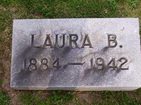 MYERS, LAURA B. - Stark County, Ohio   LAURA B. MYERS - Ohio Gravestone Photos