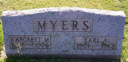 MYERS, MARGARET M. - Stark County, Ohio | MARGARET M. MYERS - Ohio Gravestone Photos