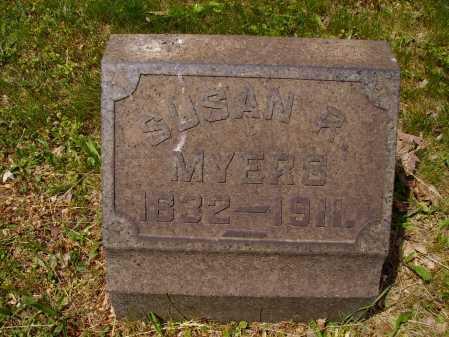 TRAPHAGEN MYERS, SUSAN R. - Stark County, Ohio   SUSAN R. TRAPHAGEN MYERS - Ohio Gravestone Photos