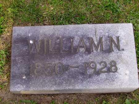 MYERS, WILLIAM NEWTON - Stark County, Ohio | WILLIAM NEWTON MYERS - Ohio Gravestone Photos